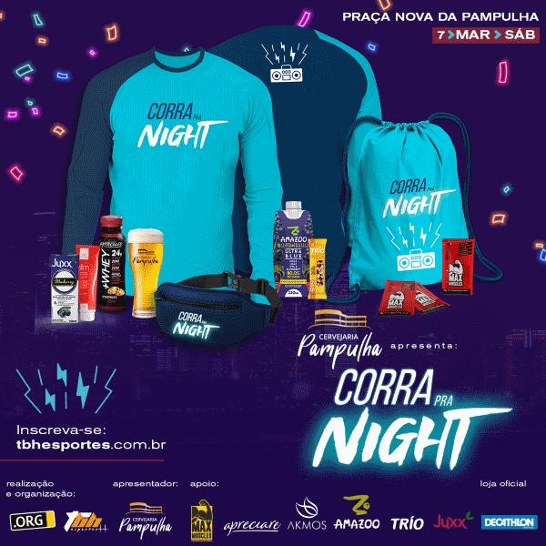 Corra Pra Night 2020 - Divulgação  4