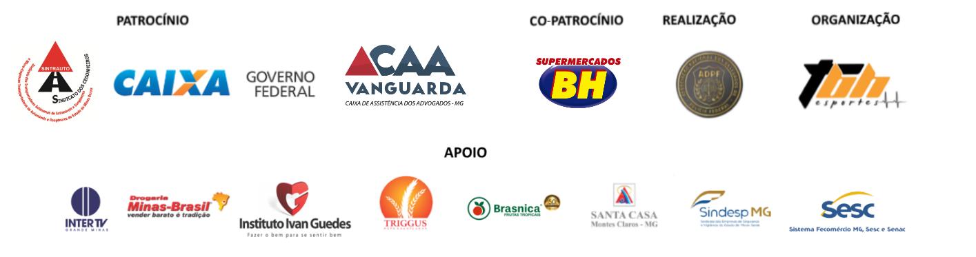Corrida da Polícia Federal Contra a Corrupção 2018 - Etapa MOC - Logo