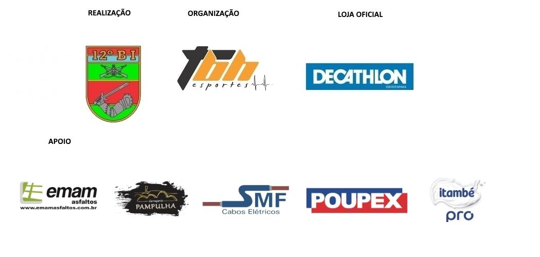 Corrida da Infantaria 2018 - Logo