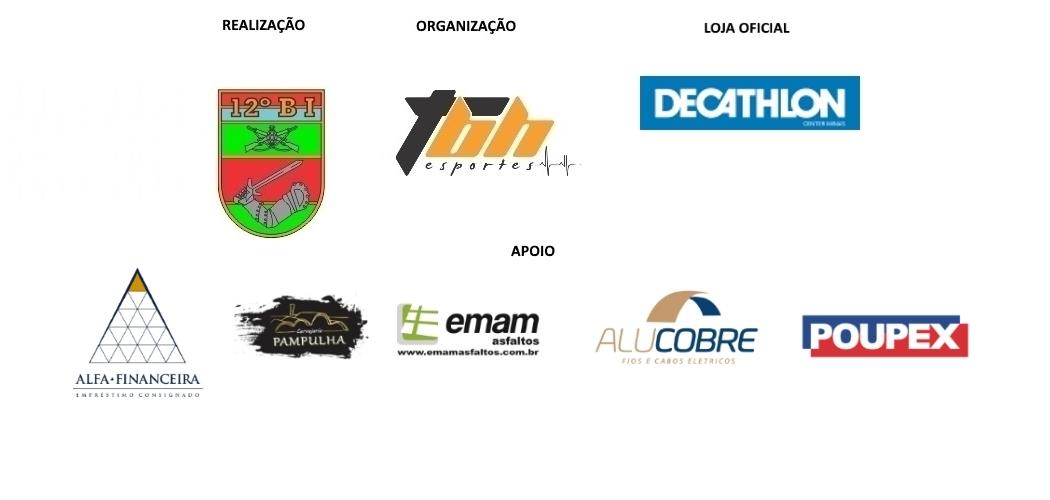 Corrida da Infantaria 2019 - Logo