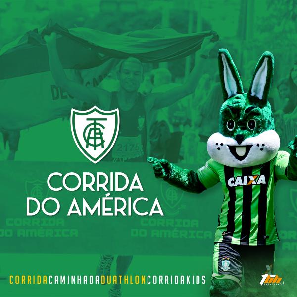 Corrida do América 2018 - Divulgação (1)
