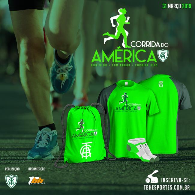 Corrida do América 2019 - Divulgação (2)