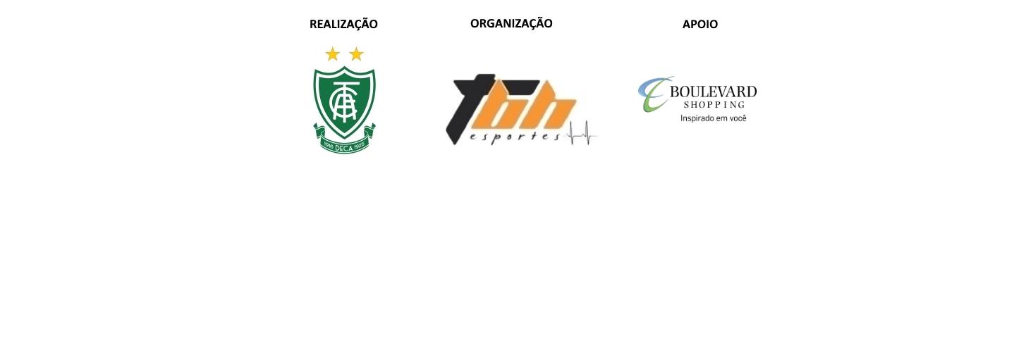 Corrida do America 2019 - Barra Logo