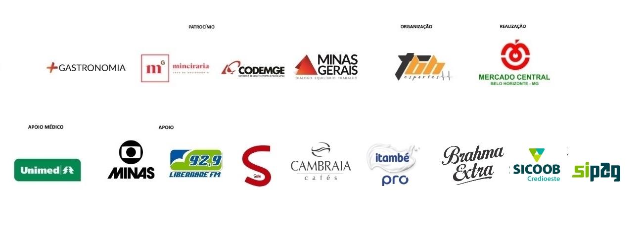 3ª Corrida e Caminhada Mercado Central - Barra Logos