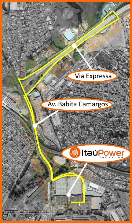 3a Corrida ItaúPower - Percurso 5k