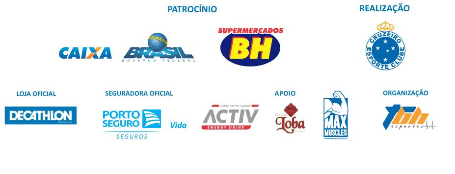 7ª Corrida do Cruzeiro - Barra Logo