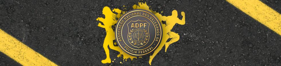 Corrida da Polícia Federal Contra a Corrupção 2018 - Banner Site