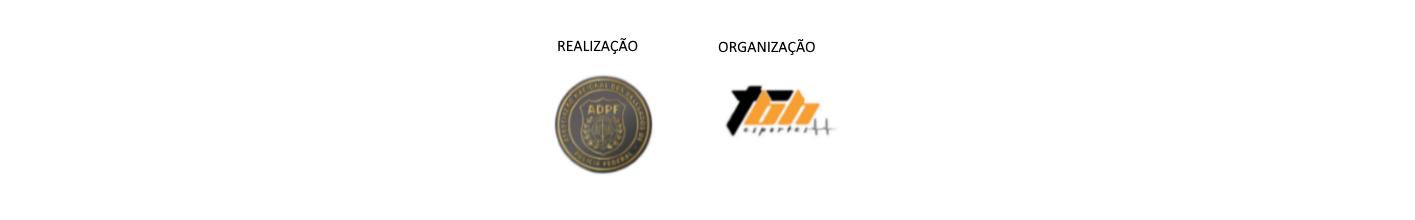 Corrida da Polícia Federal Contra a Corrupção 2019 - Barra Logo
