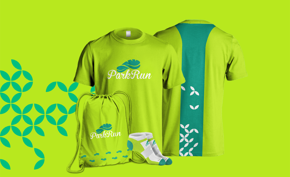 Park Run 2018 - Kit Atleta