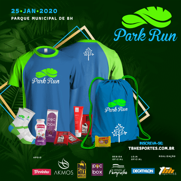 Park Run 2020 - Divulgação 9
