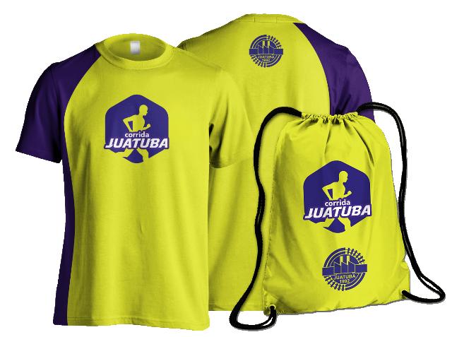 Corrida Juatuba 2019 - Kit