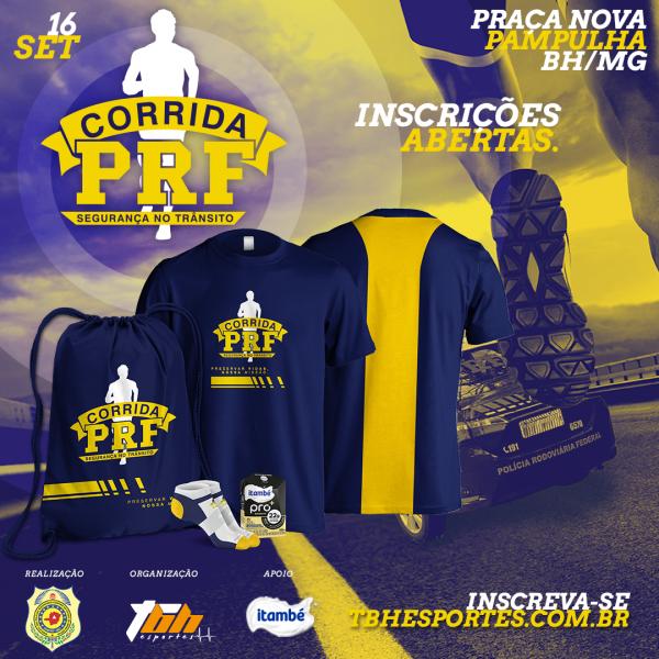 Corrida da Policia Rodoviária Federal - Divulgação (2)