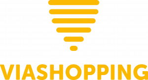 Logo_via_shopping_vertical_laranja