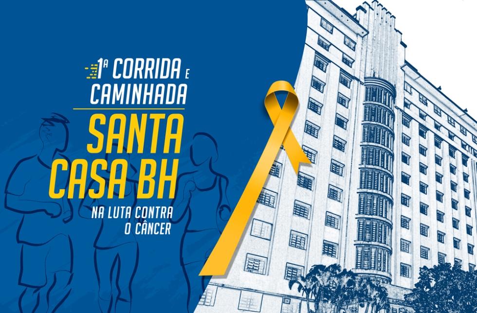 1ª Corrida e Caminhada da Santa Casa BH na Luta Contra o Câncer - ID