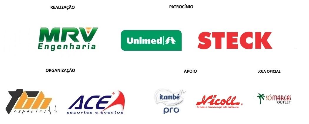 Corrida MRV - Parque das Cachoeiras - Logo