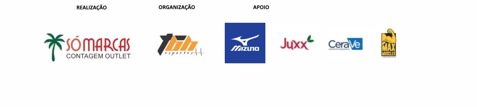 Treinão Só Marcas Mizuno 2021 - Barra Logo