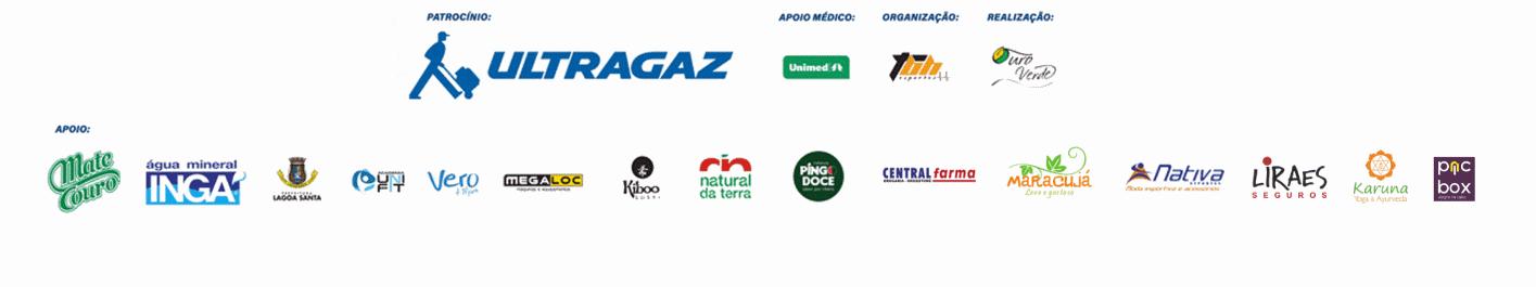 Ouro Verde Ultra Run - Barra Logo