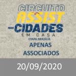 Circuito Assist Nas Cidades - Etapa Brasilia - Evento