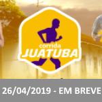 Corrida Juatuba 2020 - Image Pagina Eventos - Em breve