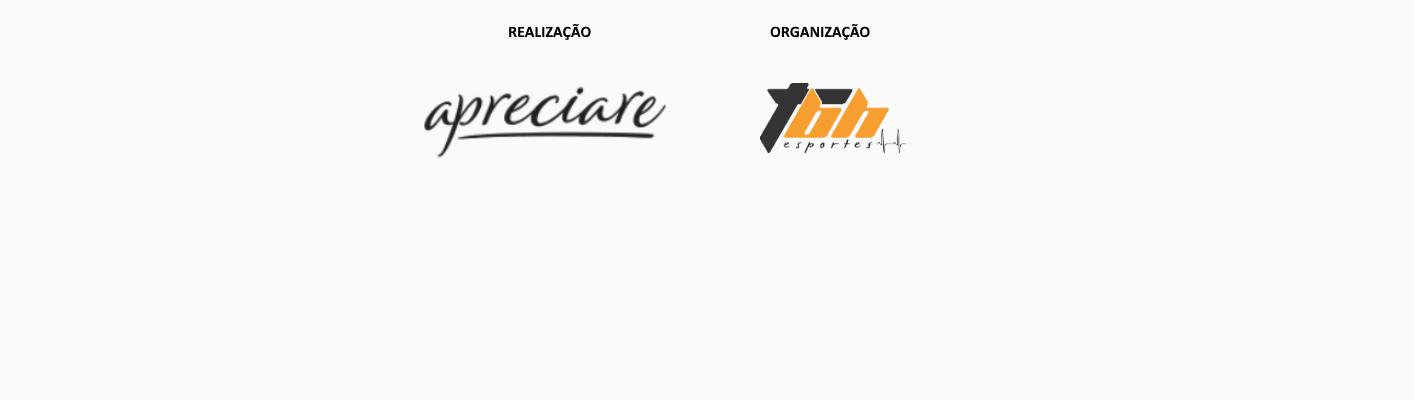 Apreciare Live Run - Barra Logo