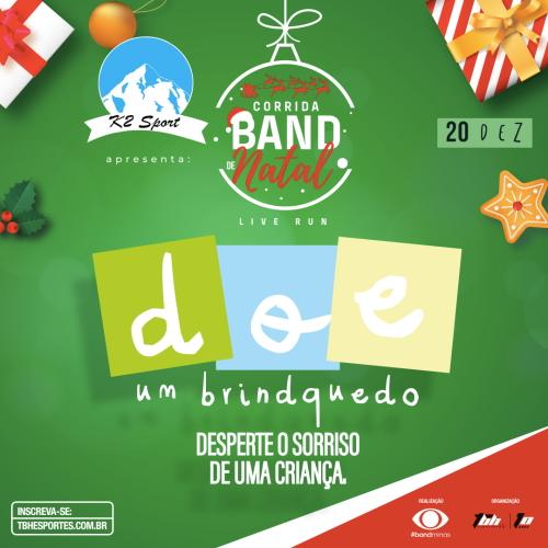 Corrida Band de Natal - Live Run - Divulgação 5