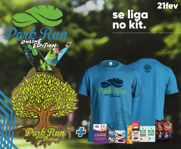 Park Run Online Edition - Kit