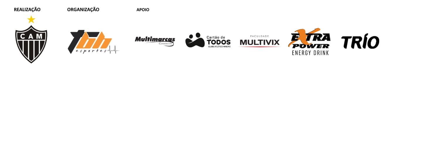 Corrida do Galo Live Run - Barra Logo
