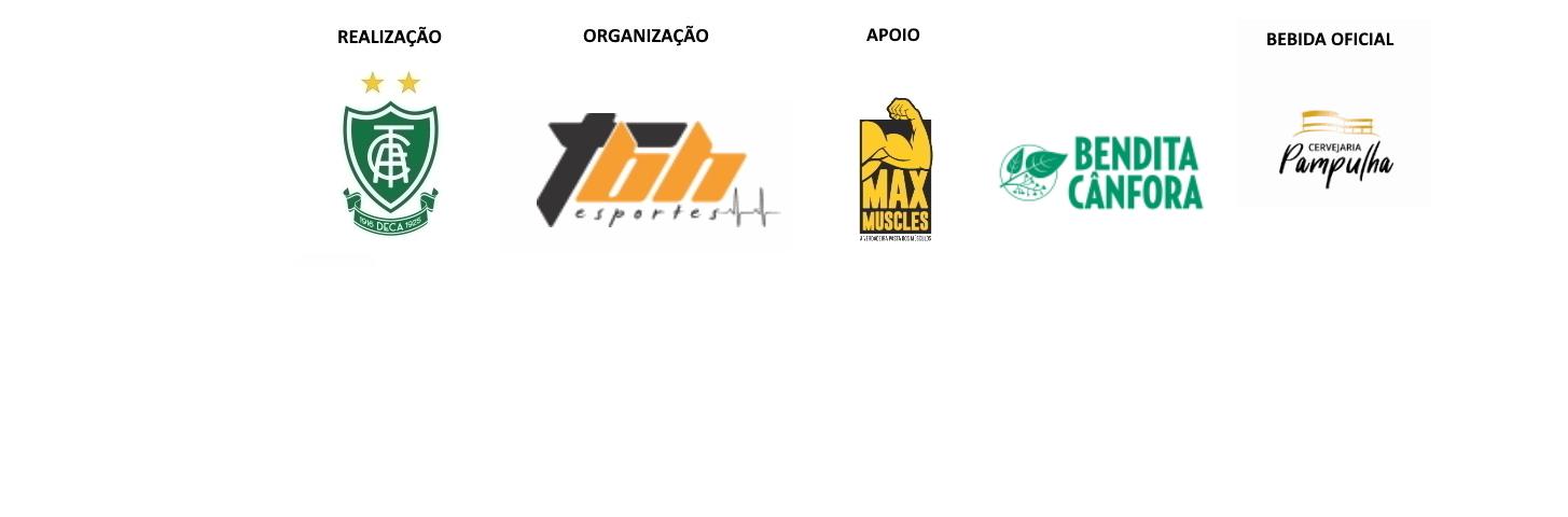 Corrida do America 2020 - Barra Logo
