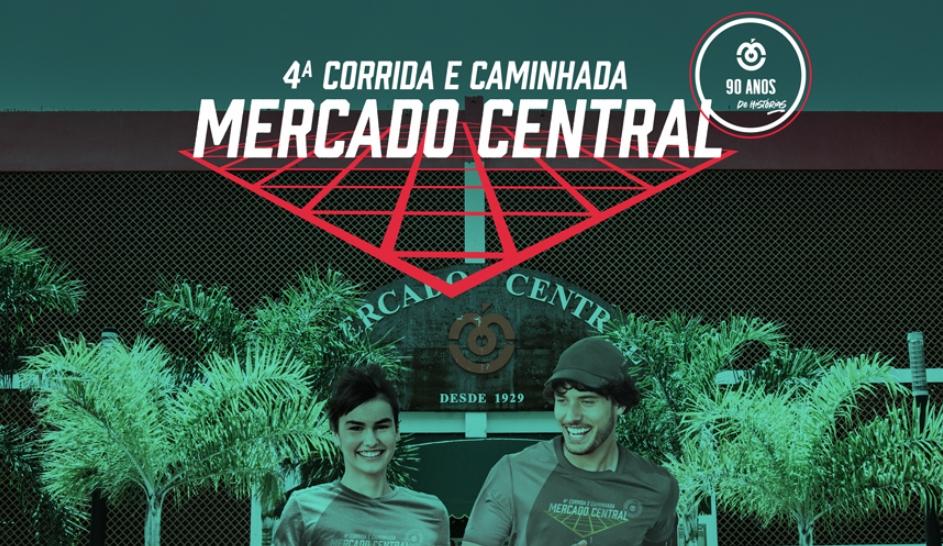 4ª Corrida e Caminhada do Mercado Central - Home