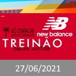 Treinão Só Marcas New Balance Online Edition - Data
